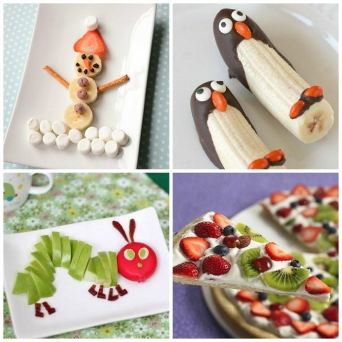 fingerfood ideen für kinder geburtstagsparty