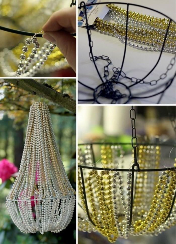 gartendeko selbstgemacht leuchter selber machen und dekorieren