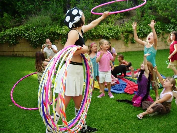 hula hoop reifen spiele