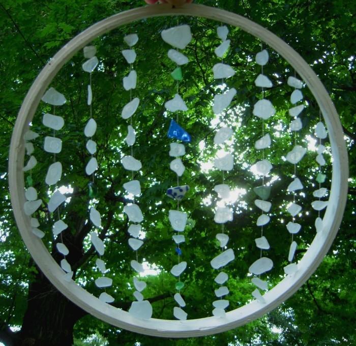30 bastelideen f r den sommer oder wie ein hula hoop reifen in gebrauch kommt. Black Bedroom Furniture Sets. Home Design Ideas
