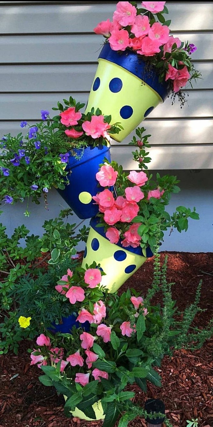 24 DIY Ideen für geschickte Gartengestaltung – bringen Sie etwas Glitzer in Ihren Außenbereich