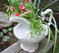Clevere Ideen für den Garten, wie Sie den erwünschten Garten Look kreieren