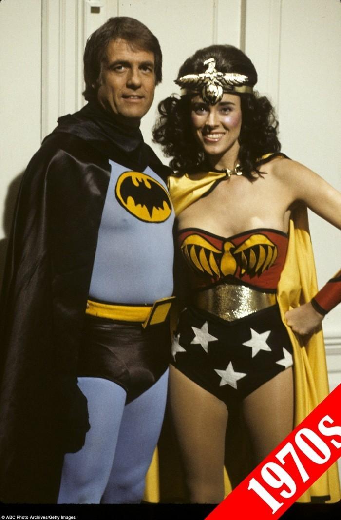 kinheitshelden wondewoman und batman