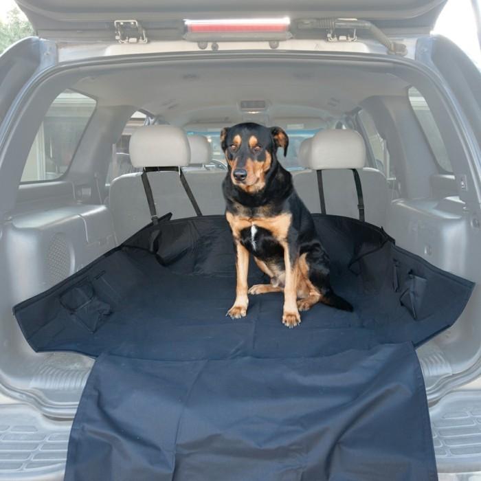 kofferraumschutz reisen urlaub mit hund hundezubehör