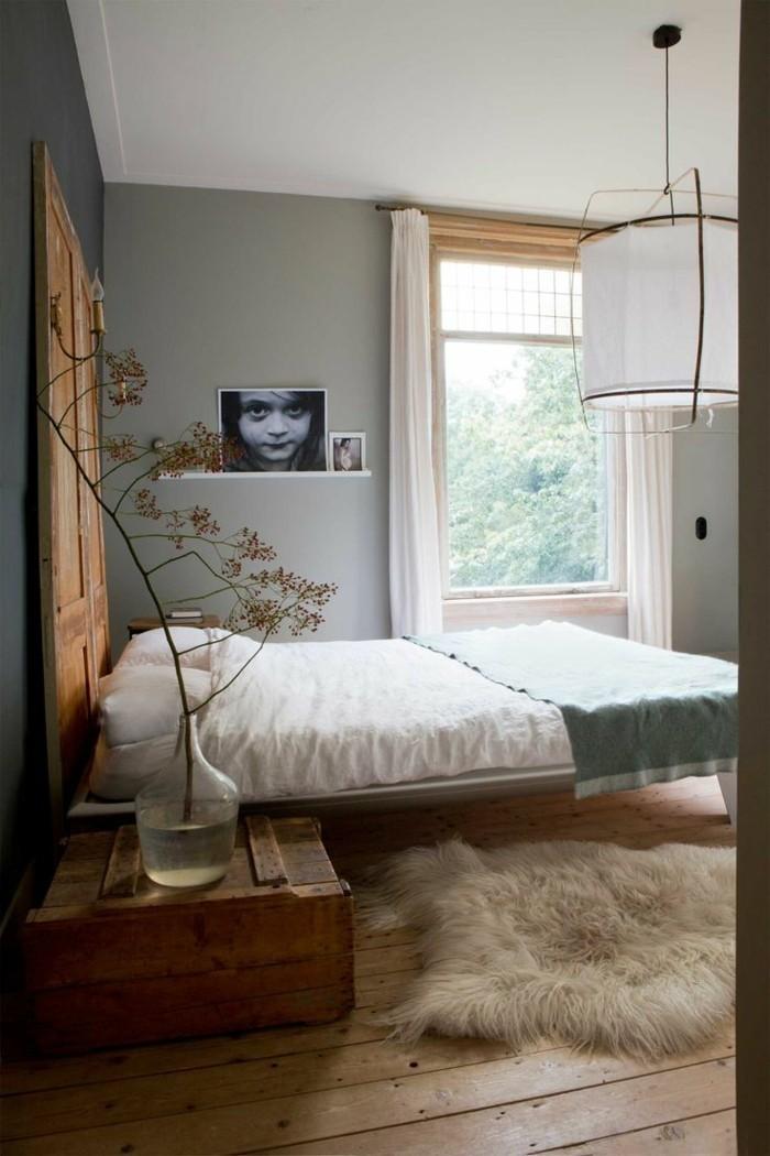 modernes schlafzimmer gestalten 107 ideen mit rustikalem