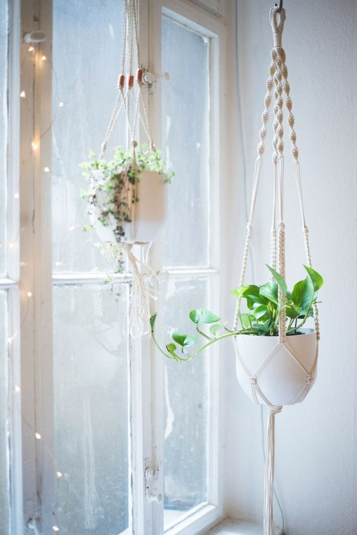 Blumenampel Selber Machen – Wohn-design