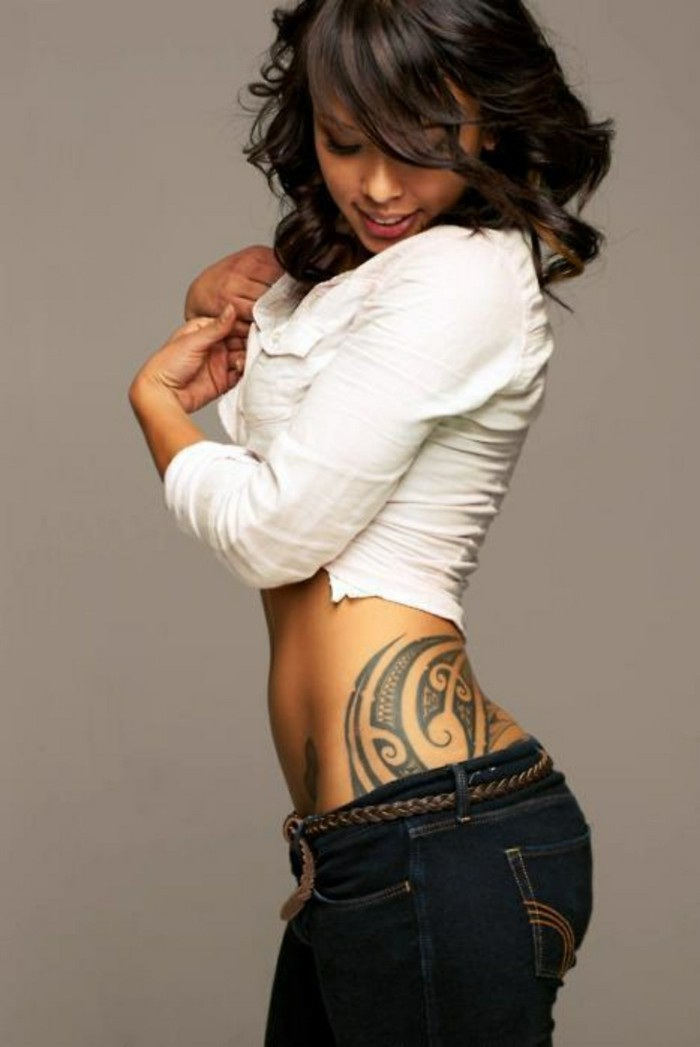 The Maori Tattoo - The main symbols and their meaning