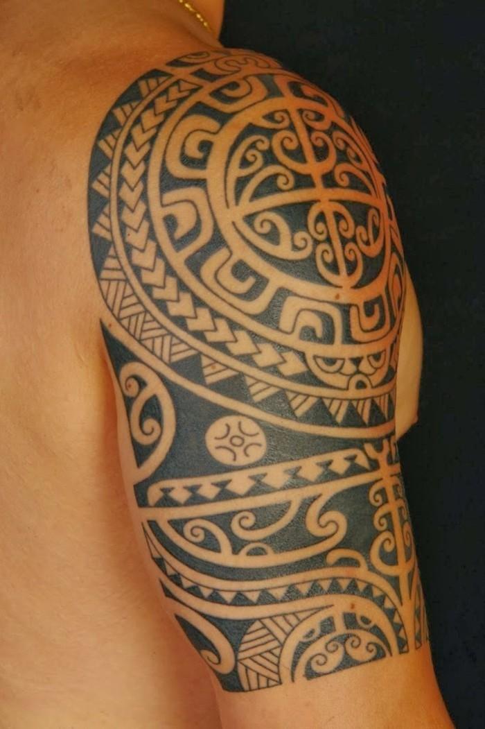 49 Maori Tattoo Ideen Die Wichtigsten Symbole Und Ihre Bedeutung
