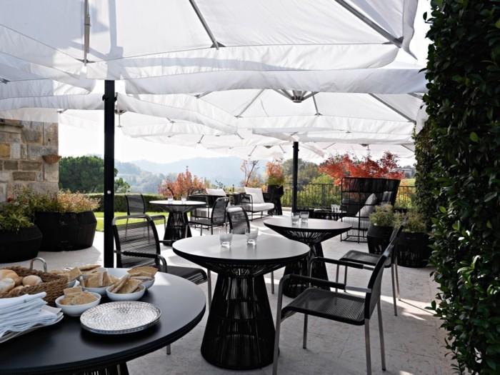 moderne gastronomie möbel fürs restaurant
