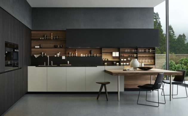 Küchen Und Moderne Kücheneinrichtung