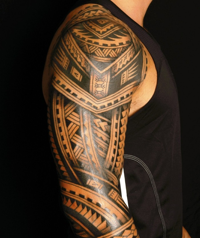 einzelne Maori Männer