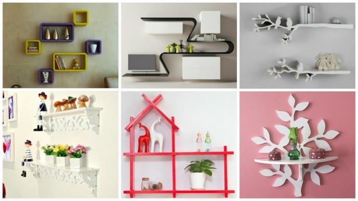regal selber bauen 45 pfiffige ideen und originelle designs aus holz. Black Bedroom Furniture Sets. Home Design Ideas