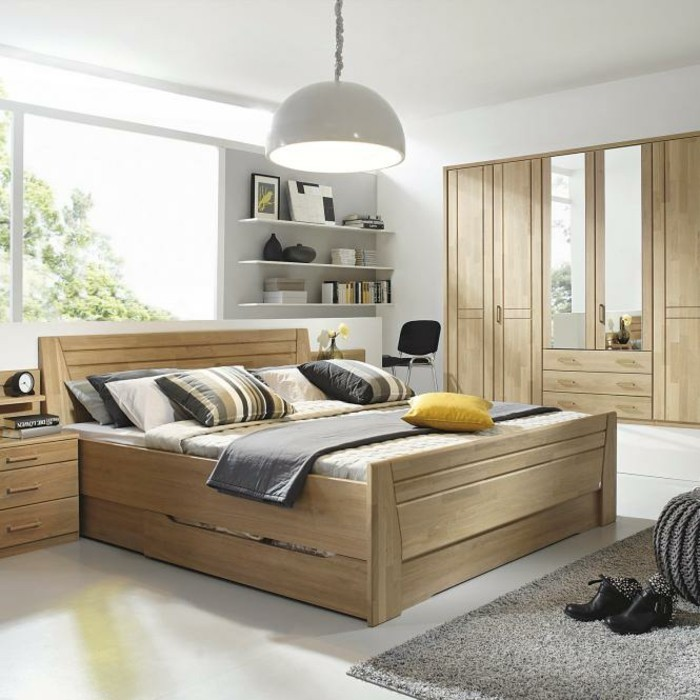 das perfekte schlafzimmer einrichten wichtige tipps und no goes. Black Bedroom Furniture Sets. Home Design Ideas