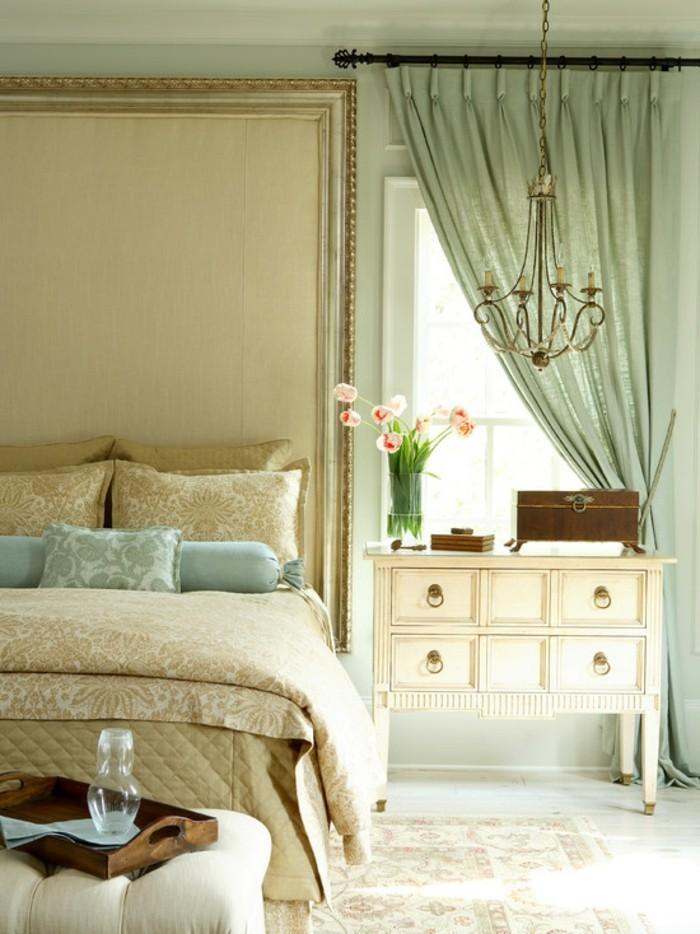 sichtschutz im schlafzimmer trendige gardinen erwägen