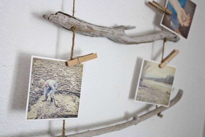 treibholz deko basteln mit naturmaterialien 7 basteln mit wäscheklammern