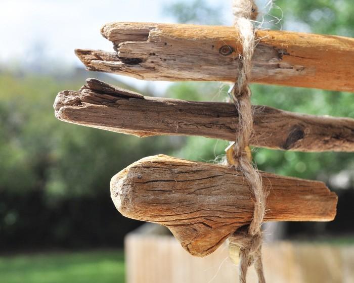 treibholz deko basteln mit naturmaterialien wanddekoration titel