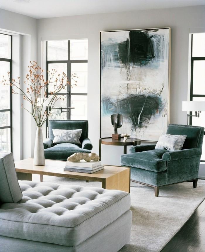 trends für den kommenden herbst möbelstücke in unterschiedlichen farbtönen