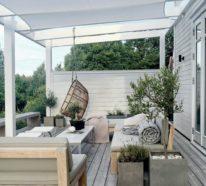 Terrassenmöbel modern  ▷ 1000 Ideen für Balkonmöbel und Terrassenmöbel für Ihren ...