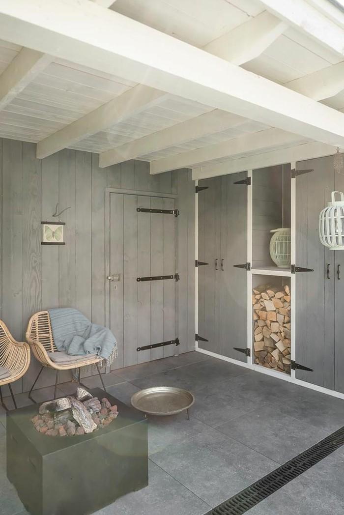 die veranda als erholungsecke gestalten und die freizeit im freien genie en. Black Bedroom Furniture Sets. Home Design Ideas