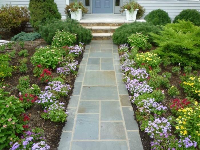 Vorgarten pflegeleicht gestalten nicht v llig pflegefrei for Vorgarten gestalten pflegeleicht