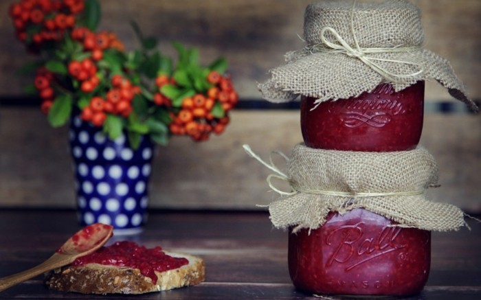 Marmelade kochen als geschenk das rezept f r for Kochen passieren