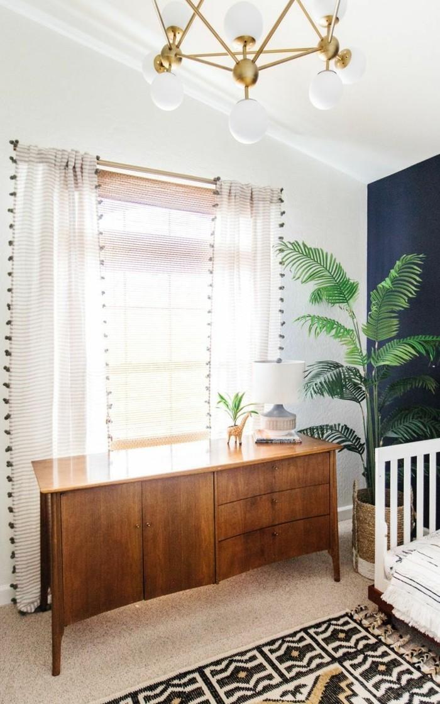 wohnideen wohnzimmer helle gardinen schaffen ein schönes wohngefühl