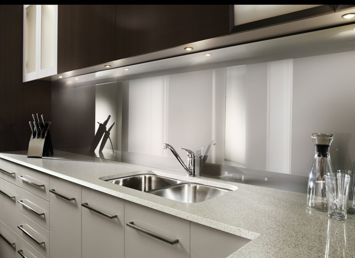 Acrylglas Zuschnitt küchenrückwand
