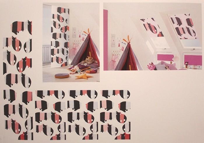 Textildesign ideen für das kinderzimmer