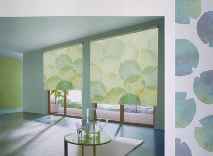 Textildesign stoffmuster die zum weißen teppich schön kontrastieren