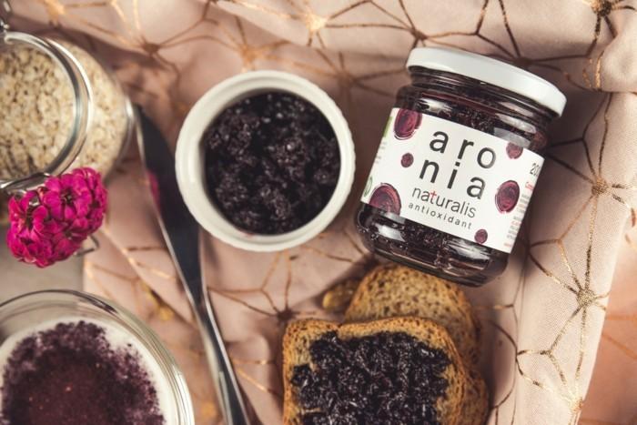 aroniabeeren saft aronia rezepte aronia marmelade