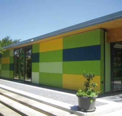 Hpl Platten Fassade ideen mit hpl platten für zeitgenössisches designprojekte