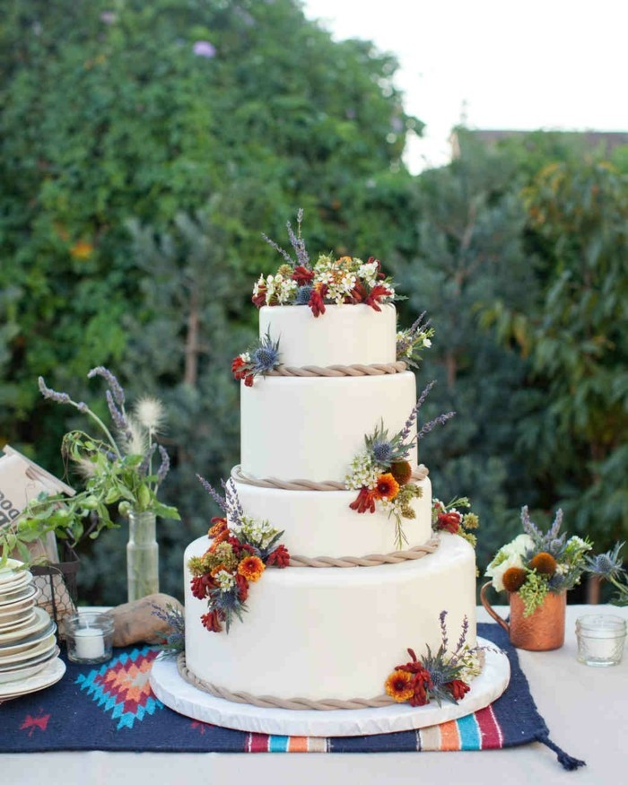 111 Hochzeitstorte Bilder Inspiration Fur Die Eigene Sommerliche