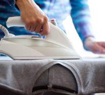 Nützliche Bügeltipps: So wird Bügeln zum Kinderspiel