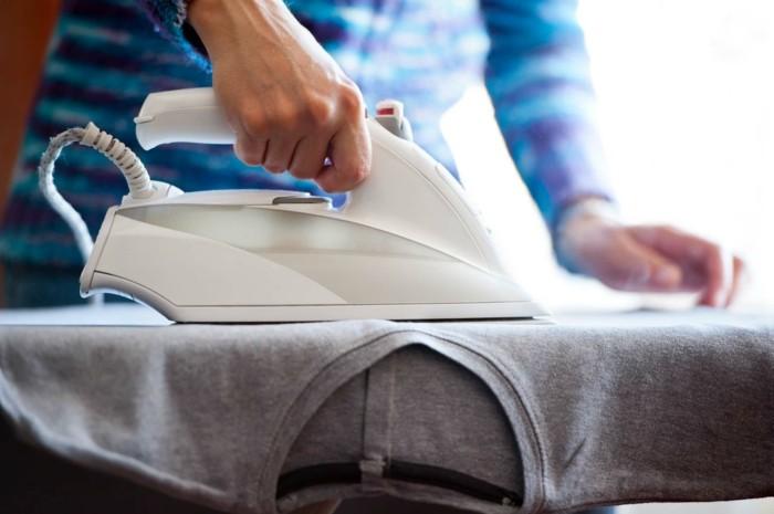 bügeltipps modernes bügeleisen bluse bügeln