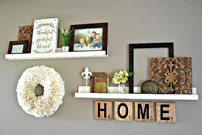 buchstaben deko eine untypische doch attraktive weise den raum aufzupeppen. Black Bedroom Furniture Sets. Home Design Ideas