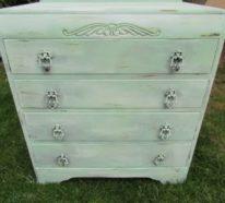 Vintage Möbel selber machen: Bearbeitungstipps für Holzmöbel