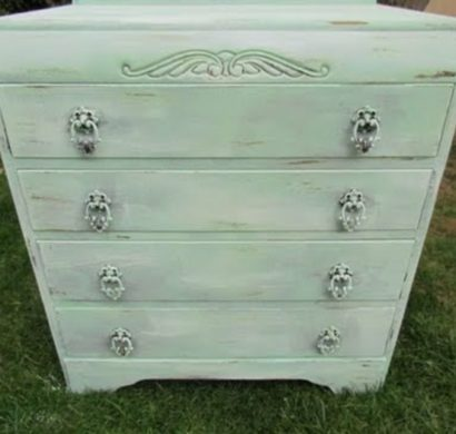 Vintage Möbel selber machen: Bearbeitungstpps für Holzmöbel