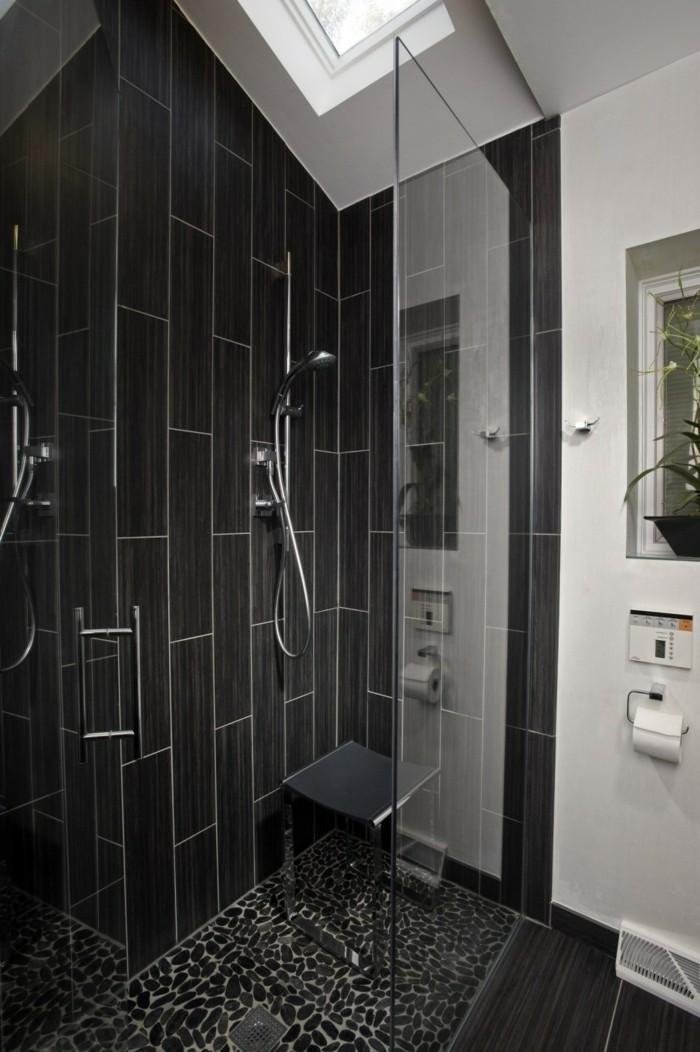 ebenerdige dusche ein trend im modernen baddesign und. Black Bedroom Furniture Sets. Home Design Ideas