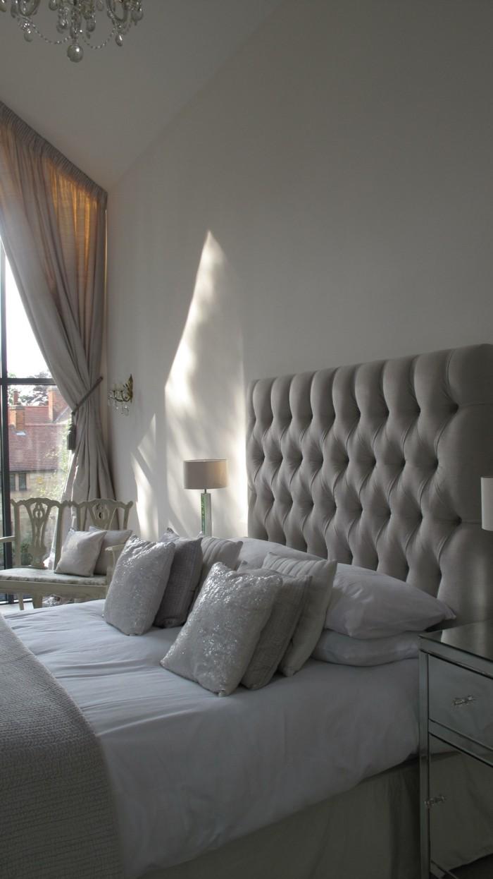 gardinen schlafzimmer beige gardinen schaffen eine erholsame atmosphäre im schlafbereich