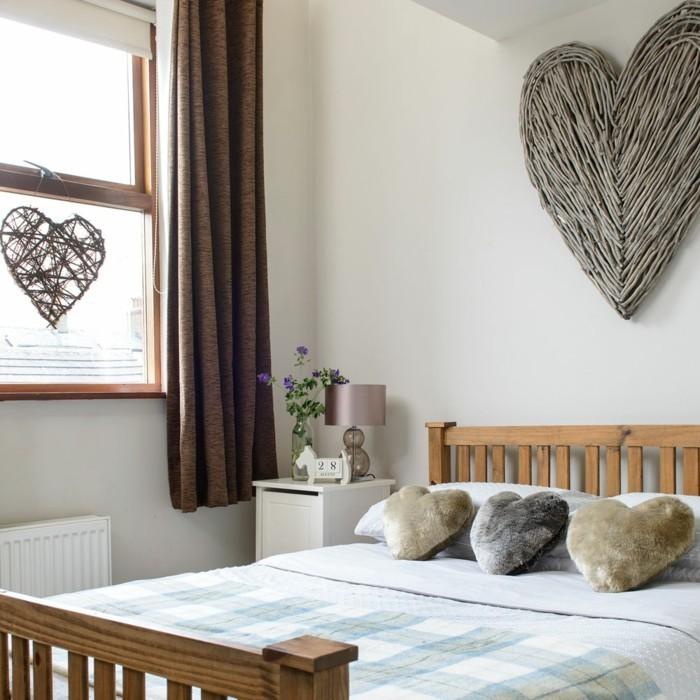 gardinen schlafzimmer kurze vorhänge für den modernen schlafbereich auswählen