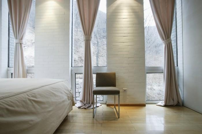 gardinen schlafzimmer stilvolle ideen für den schlafbereich