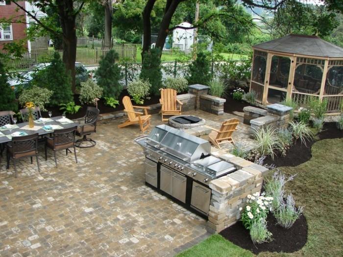 Outdoorküche Garten Jobs : Multifunktionelle outdoor küche wwoo gibt dem garten den letzten pfiff