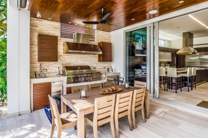 Erfreut Außenküche Rahmen Kits Fotos - Badspiegel Rahmen Ideen ...