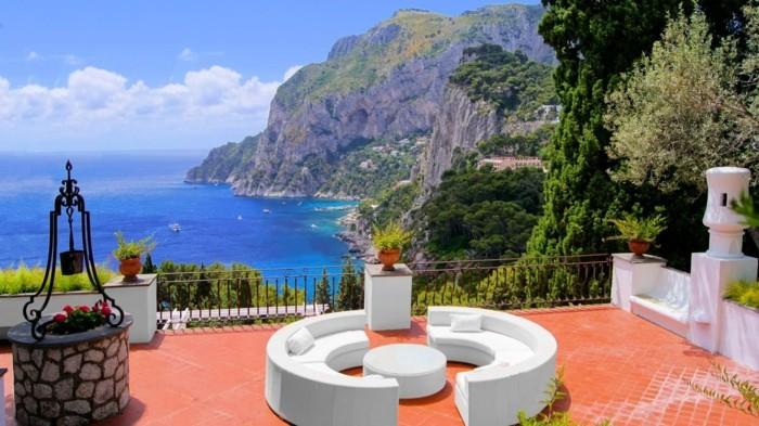 gesundes essen tipps für touristen in capri