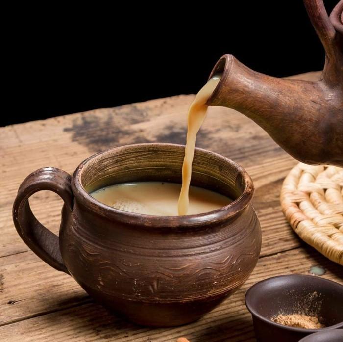 hausapothek natuerliche heilmittel ayurveda chai