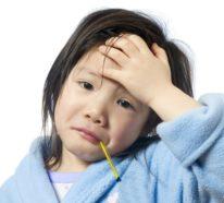 10 Tipps und natürliche Heilmittel, die Kinder vor Erkältung schützen