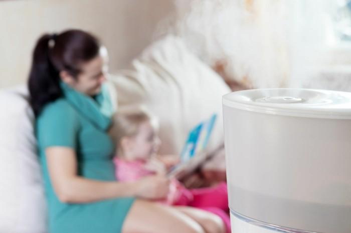 hausapothek natuerliche heilmittel ayurveda luftbefeuchter zimmer