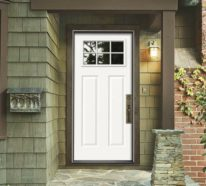 Weiße Haustüren 20 haustüren die echte hingucker sind