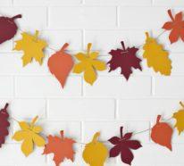 Herbstdeko selber machen und gewünschte Stimmung im Raum entstehen lassen