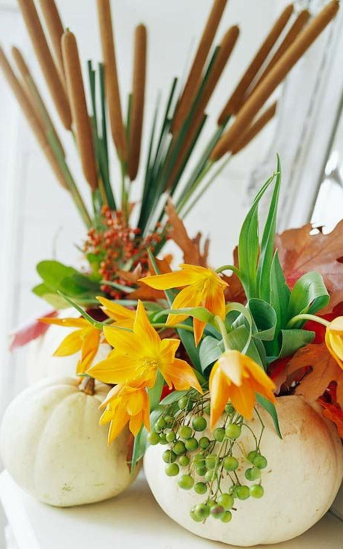 Make your own autumn decoration and create the desired atmosphere in the room